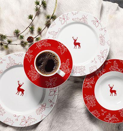 Weihnachtsgeschir Seltmann Weiden